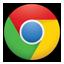 Chromeのアイコン画像