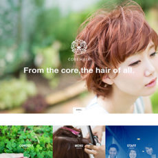 CORE HAIR(コアヘアー)