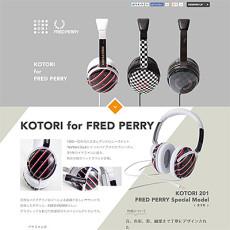KOTORI for FRED PERRY - KOTORI 201